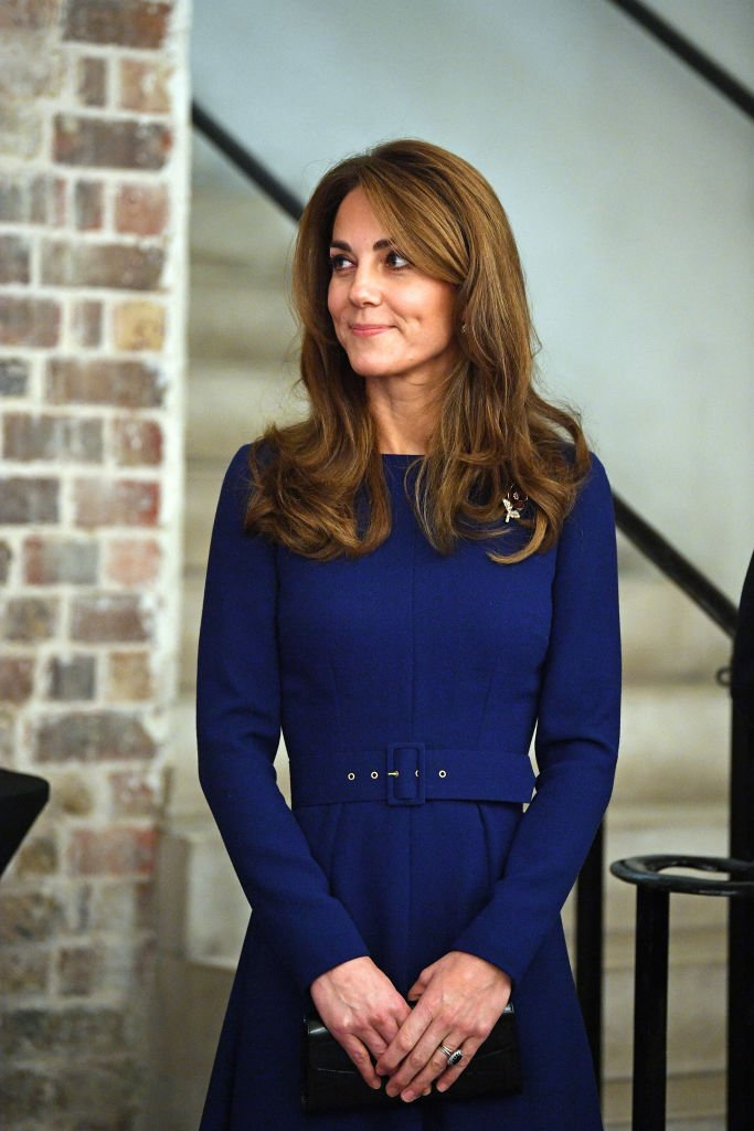 Kate Middleton assiste au lancement du National Emergencies Trust à Londres, en Angleterre, le 7 novembre 2019 | Photo : Getty Images