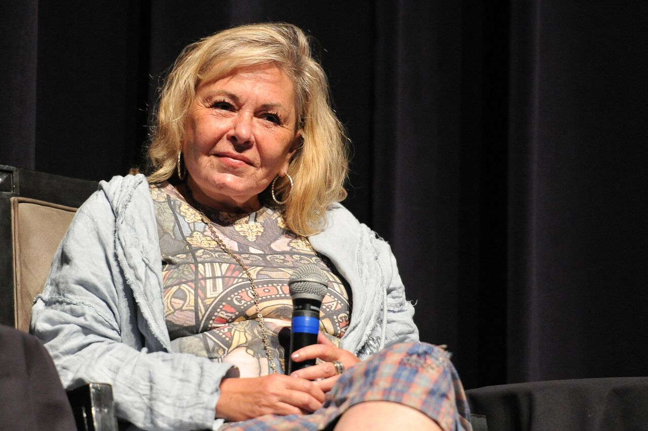 "Roseanne Barr participates in ""Is America a Forgiving Nation?"" 