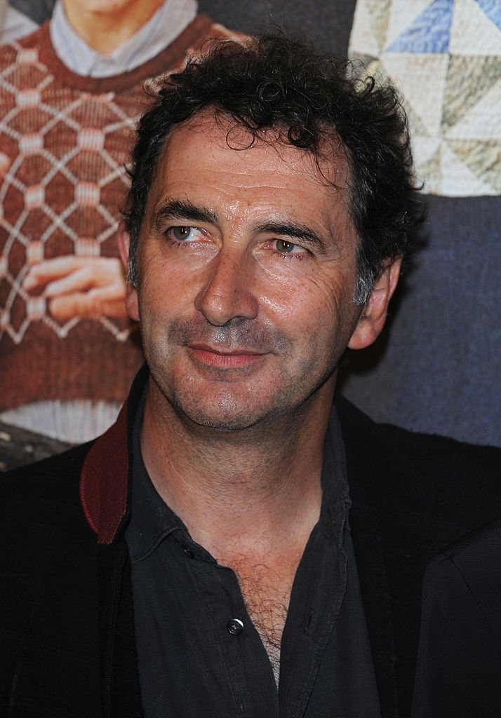 "François Morel assiste à la première du film ""Faubourg 36"" de Christophe Barratier le 22 septembre 2008 à Paris, France. 