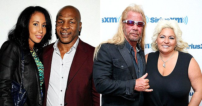 Mike Tyson, Duane Chapman & More Stars with the Highest Number of Marriages and Divorces