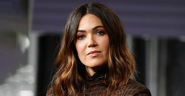 Pregnant Mandy Moore Mourns Death of Beloved Dog Joni — See Her Emotional Post
