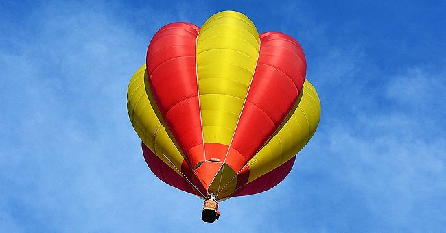 Couple Lands in Icy Water after Hot Air Balloon Ride Goes Wrong