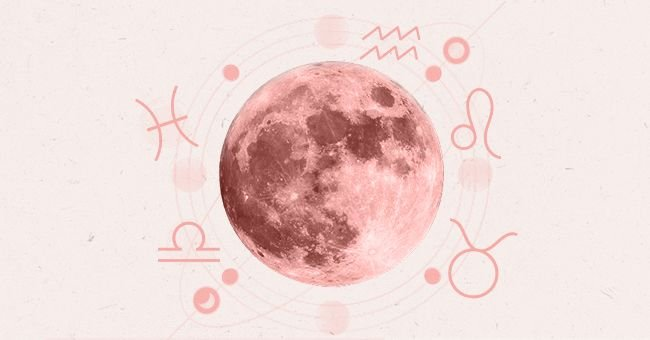 A Complete Guide To The Super Strawberry Full Moon's Impact On Each Star Sign