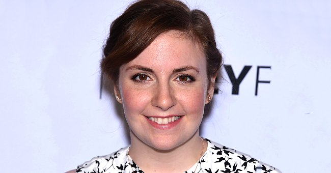 """Lena Dunham arrives at the Paleyfest 2015 premiere of """"Girls"""" on March 8, 2015 in Hollywood, California. 