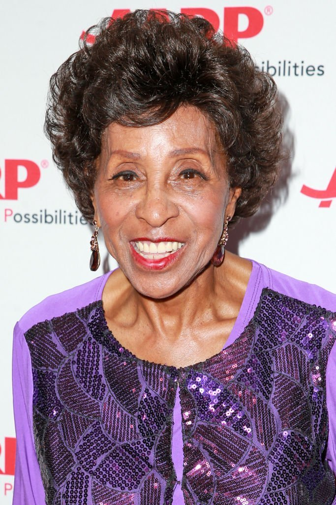 Marla Gibbs attends the AARP TV For Grownups Honors at Sunset Tower | Photo: Getty Images