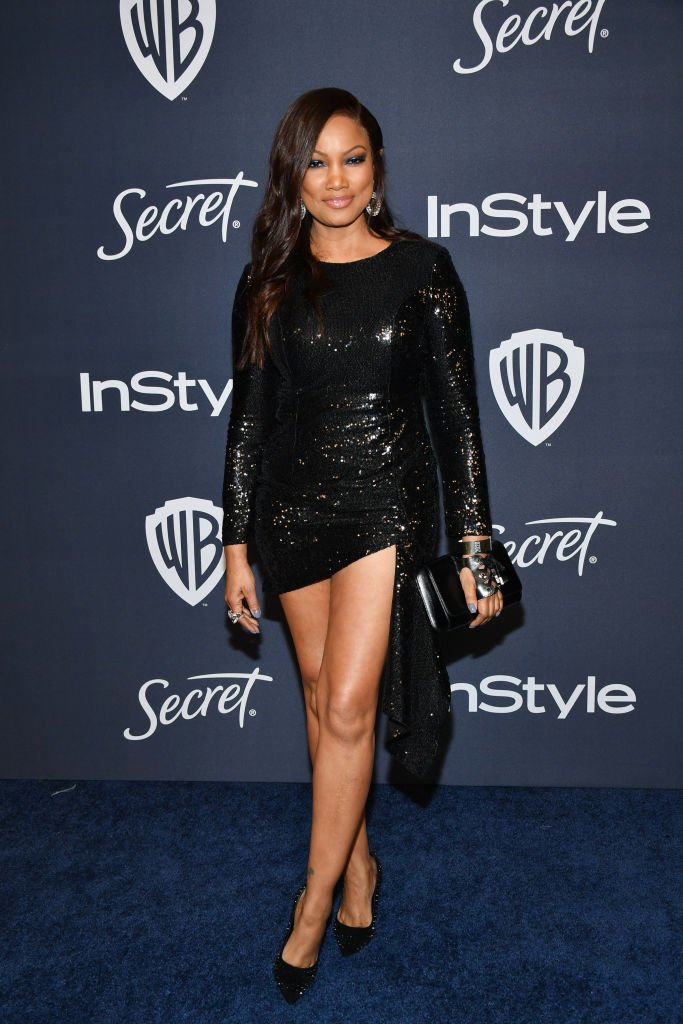 Garcelle Beauvais attends the 2020 Warner Bros. and InStyle Golden Globe After Party at The Beverly Hilton Hotel in California. | Photo: Getty Images