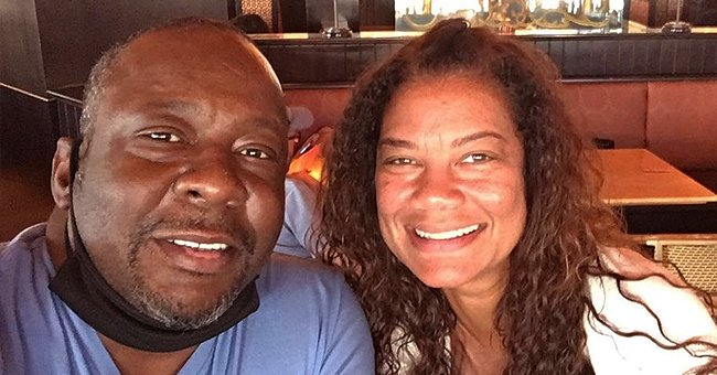 Bobby Brown Shares Rare Selfie with His Wife of 8 Years Alicia Etheredge on Mother's Day