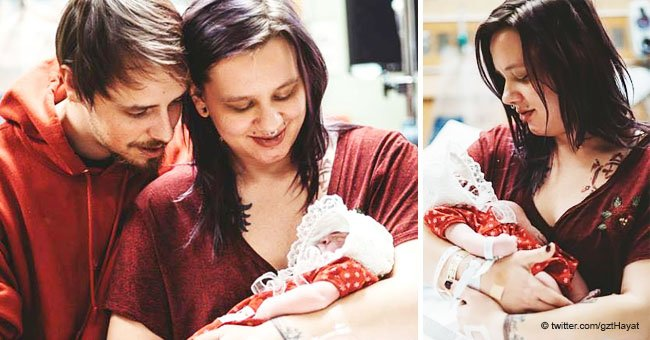 Cleveland woman gives birth to terminally ill baby in order to donate her organs to other children