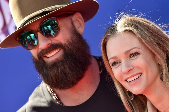A.J. Cook and Nathan Andersen attend the premiere of Paramount Pictures' 'Wonder Park' at Regency Bruin Theatre on March 10, 2019 | Photo: Getty Images