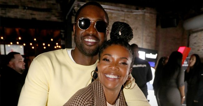 Dwyane Wade Melts Hearts with Wholesome Photo of His Happy Family and Fans like It