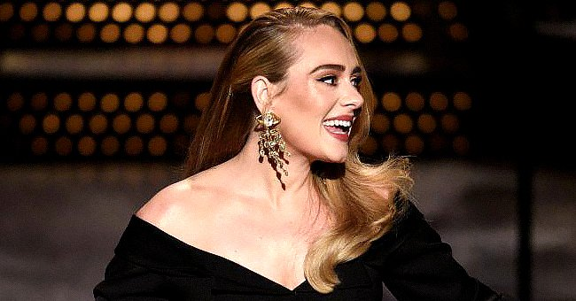 Adele Looks Unrecognizable In a Throwback Photo Shared by Her Friend
