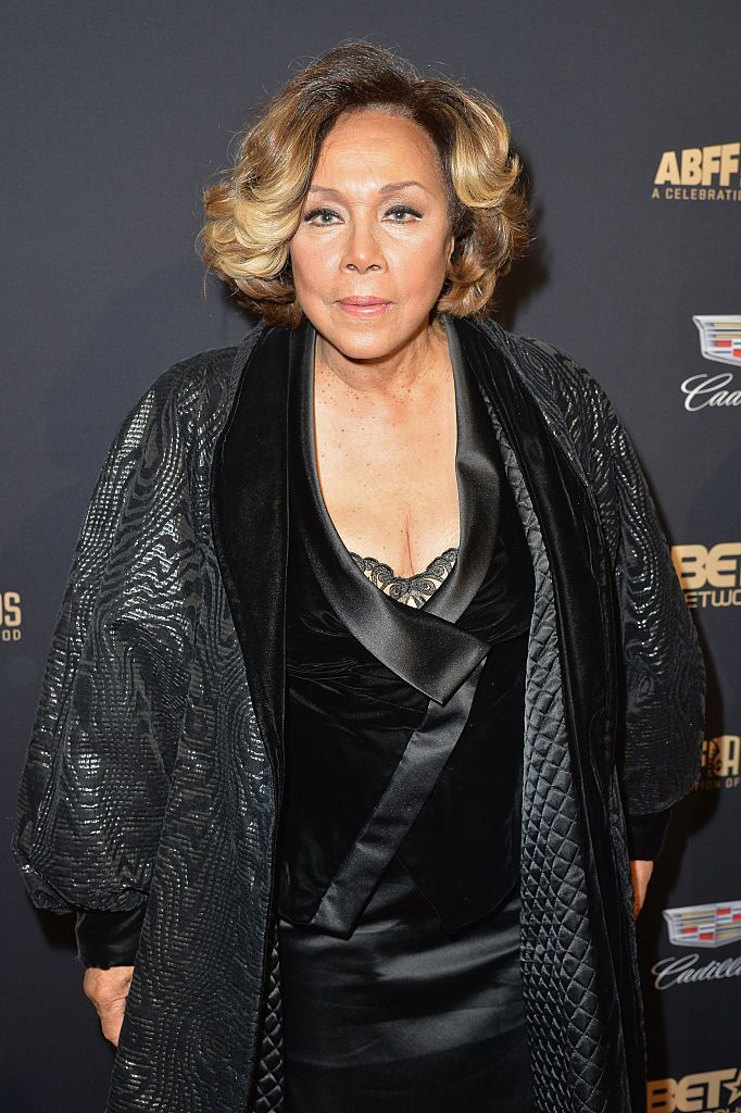 Diahann Carroll at the 2016 ABFF Awards on Feb. 21, 2016 in California | Photo: Getty Images