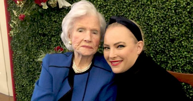 See the Heartbreaking Tribute 'The View's' Meghan McCain Wrote to Her Late Grandmother, Roberta
