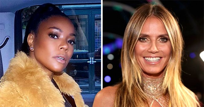 Heidi Klum Supports AGT Amid Controversy Surrounding Gabrielle Union's Exit