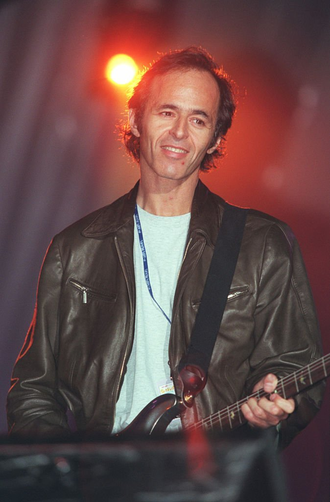 Le chanteur Jean-Jacques Goldman | Photo : Getty Images