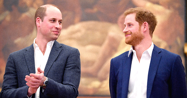 Harry and William: Here's How Baby Archie Could Help Unite the Two Princes