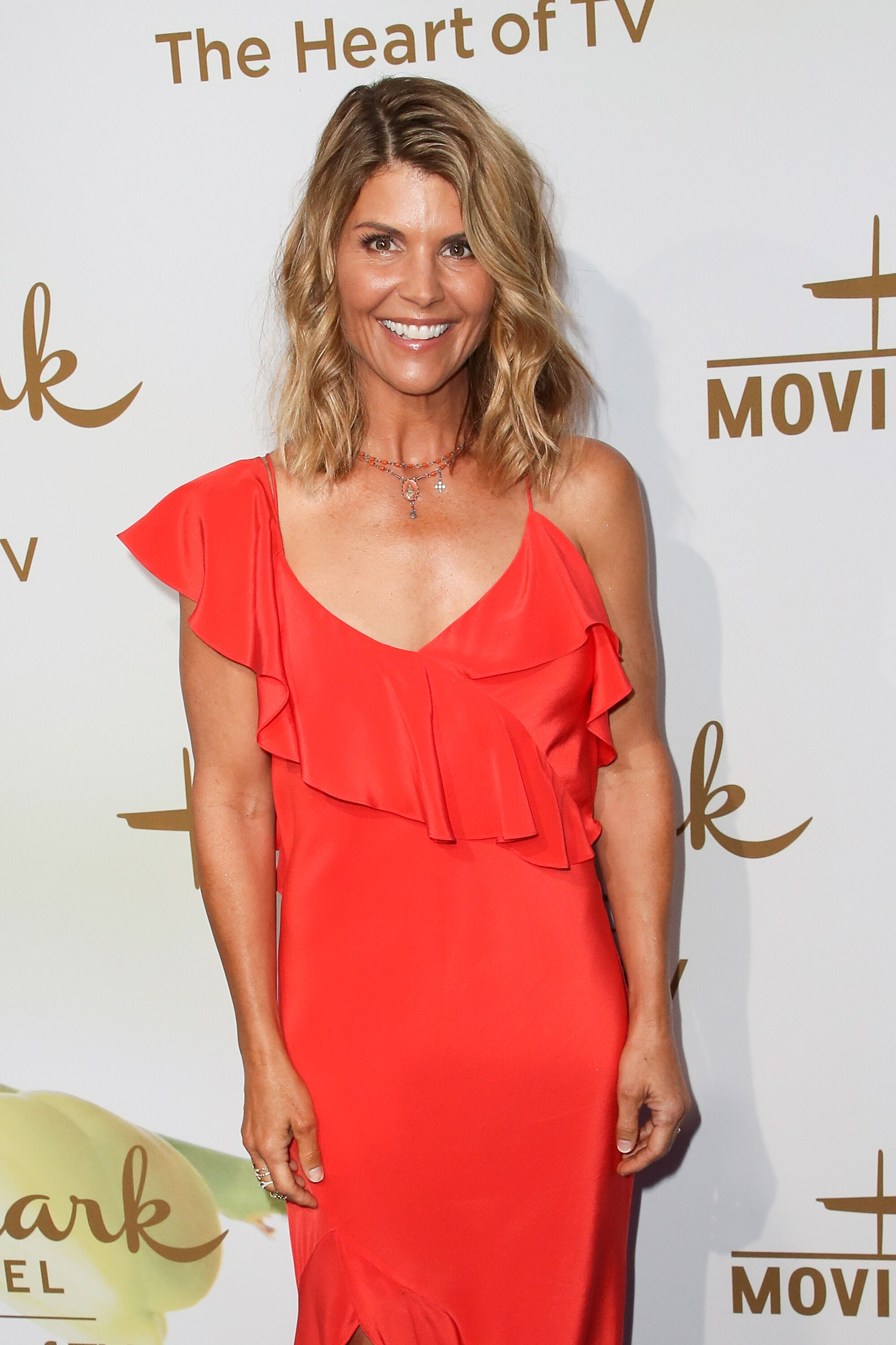 Lori Loughlin at a Hallmark event. | Source: Getty Images