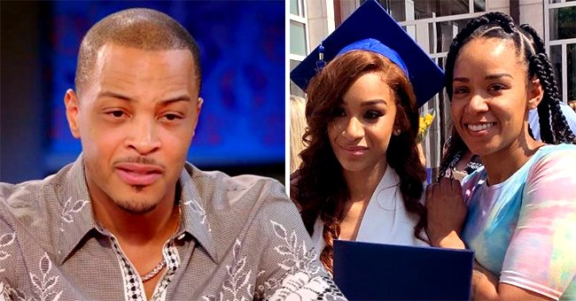 TI's Ex Ms Niko Seemingly Responds to Rapper's Explanation about Daughter Deyjah Harris' Gynecologist Visits