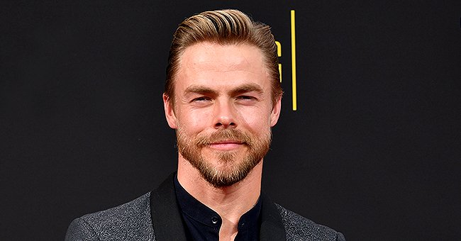 Derek Hough from 'World of Dance' Shares Group Photo from Friendsgiving with His Girlfriend Hayley Erbert and Friends