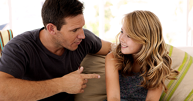 Daily Joke: A Young Girl Asks Her Father What Is the Difference between Anger and Exasperation