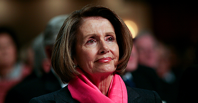 Nancy Pelosi's Granddaughter Bears Strong Resemblance to Her Grandma in New Pumpkin Patch Pics