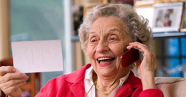Daily Joke: Elderly Lady Calls a Hospital to Find out How a Patient Is Doing