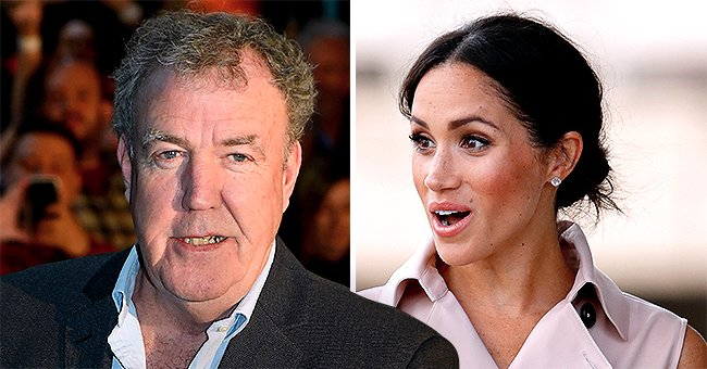 Jeremy Clarkson of 'Top Gear' Fame Says Meghan Markle Should Get a Grip