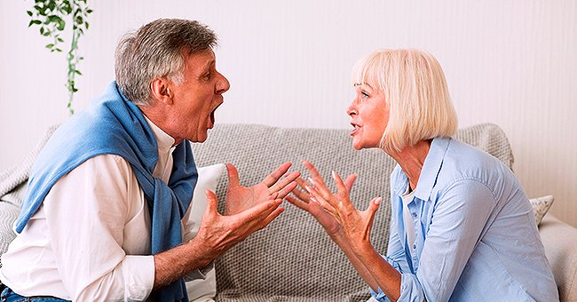 Daily Joke: A Couple Goes to Therapy after 35 Years of Marriage