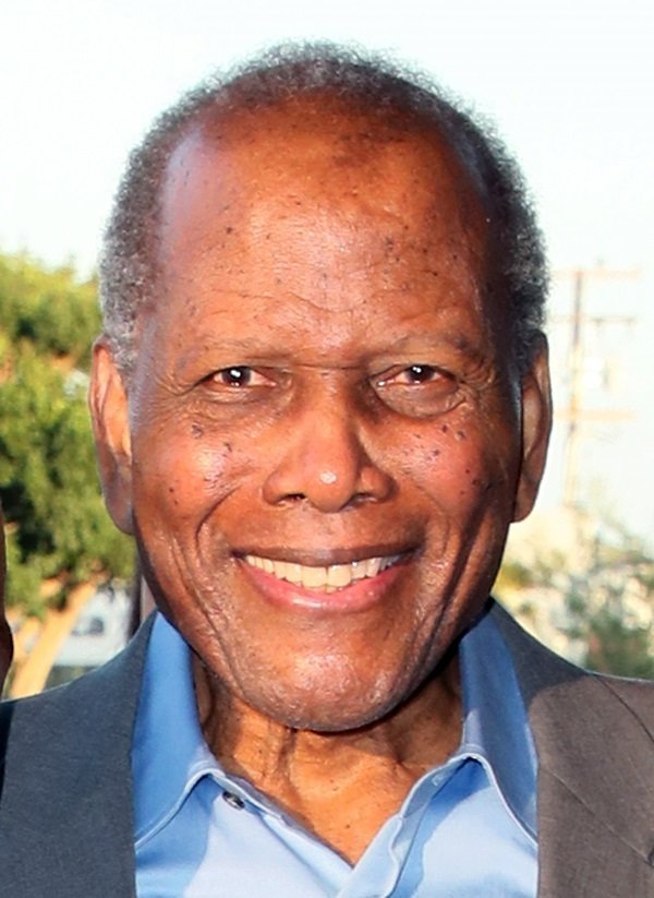 Sidney Poitier on July 20, 2017 in Santa Monica, California | Source: Getty Images