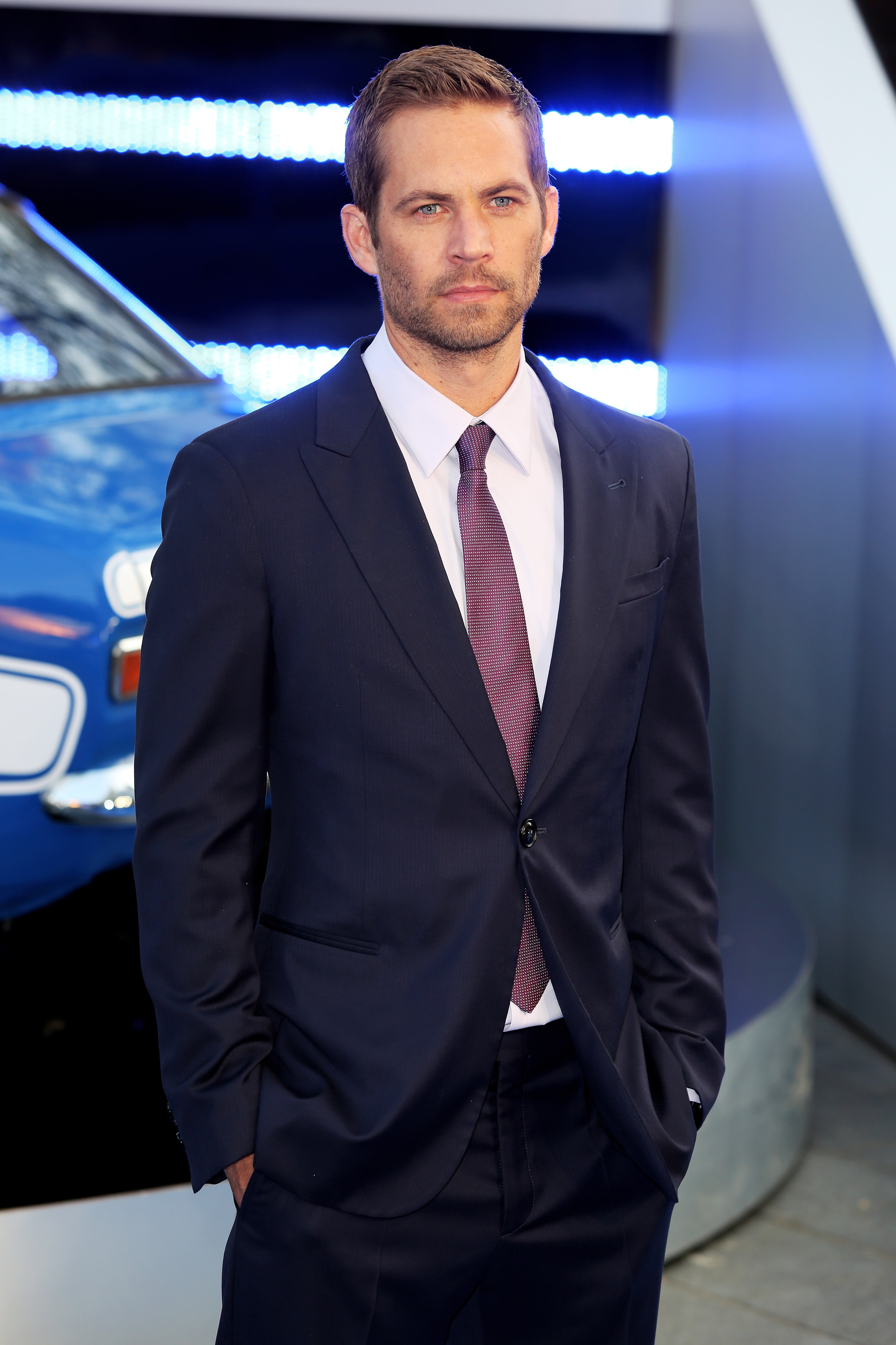 Paul Walker attends the World Premiere of 'Fast & Furious 6' at Empire Leicester Square on May 7, 2013, in London, England. | Source: Getty Images.