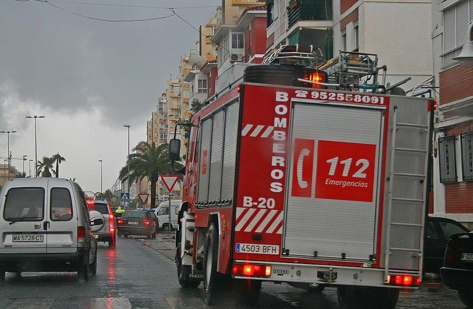 Camión de bomberos.   Foto: Flickr