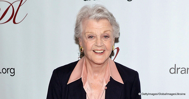 Once an Actress, Always an Actress,' 93-Year-Old Angela Lansbury Gives Revealing Interview