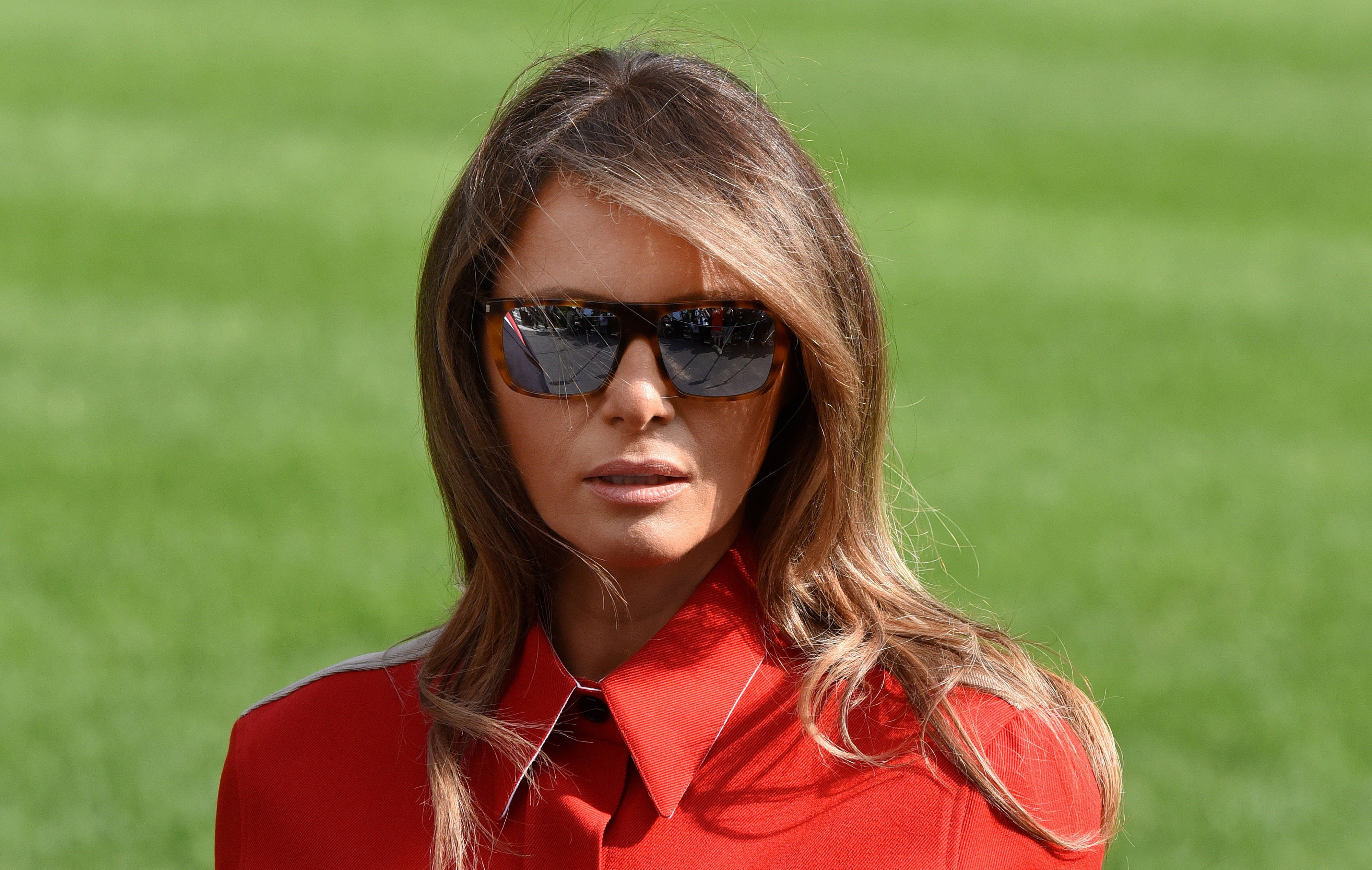 First Lady Melania Trump | Photo: Getty Images
