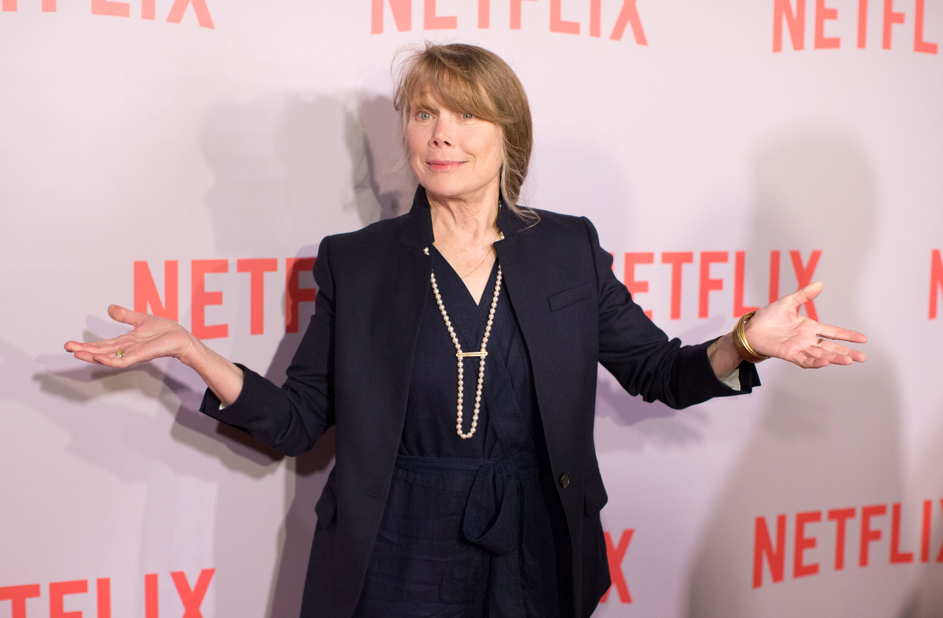 "Sissy Spacek attends Netflix's ""Bloodline"" Screening And Q&A attends at Pacific Design Center on May 4, 2015, in West Hollywood, California. 