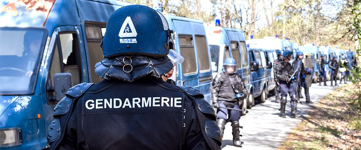 Image montrant des gendarmeries. | Photo : Getty Images