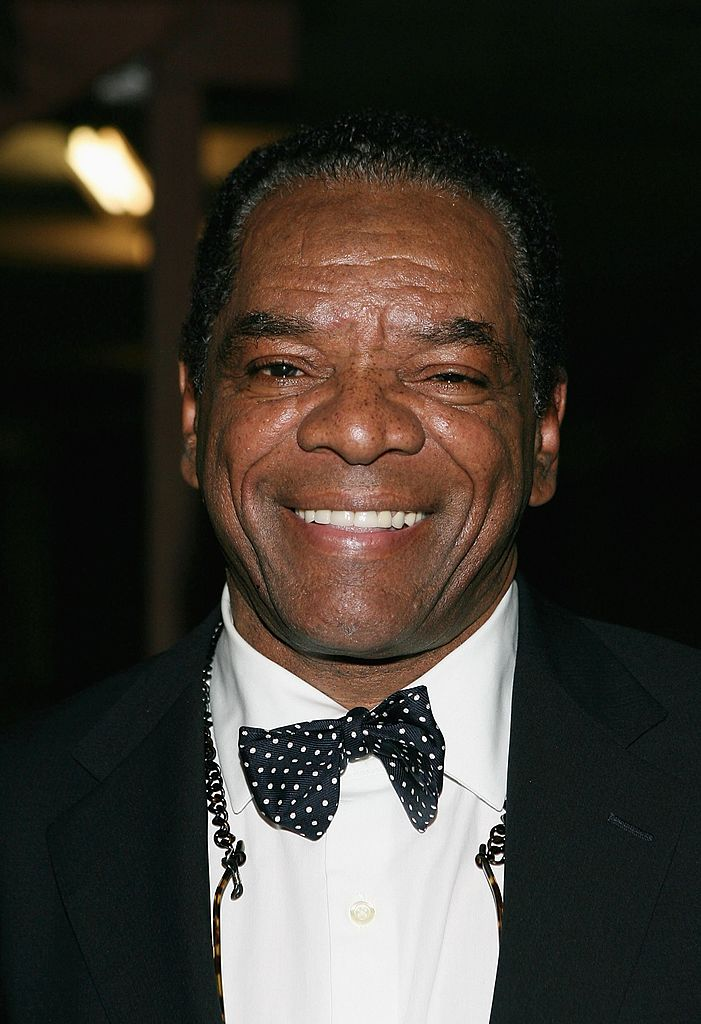 Actor John Witherspoon arrives at the first anniversary celebration of the Artpeace Gallery | Photo: Getty Images