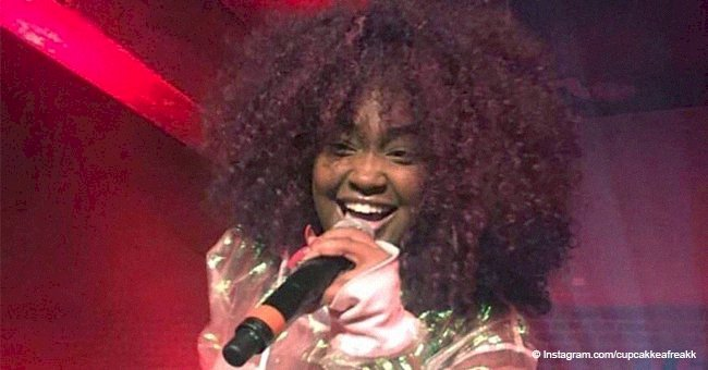 Rapper CupcakKe breaks silence after she was hospitalized following a suicidal tweet