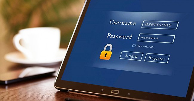 Daily Joke:  IT Department Discovers a Blonde Is Using a Very Long Password