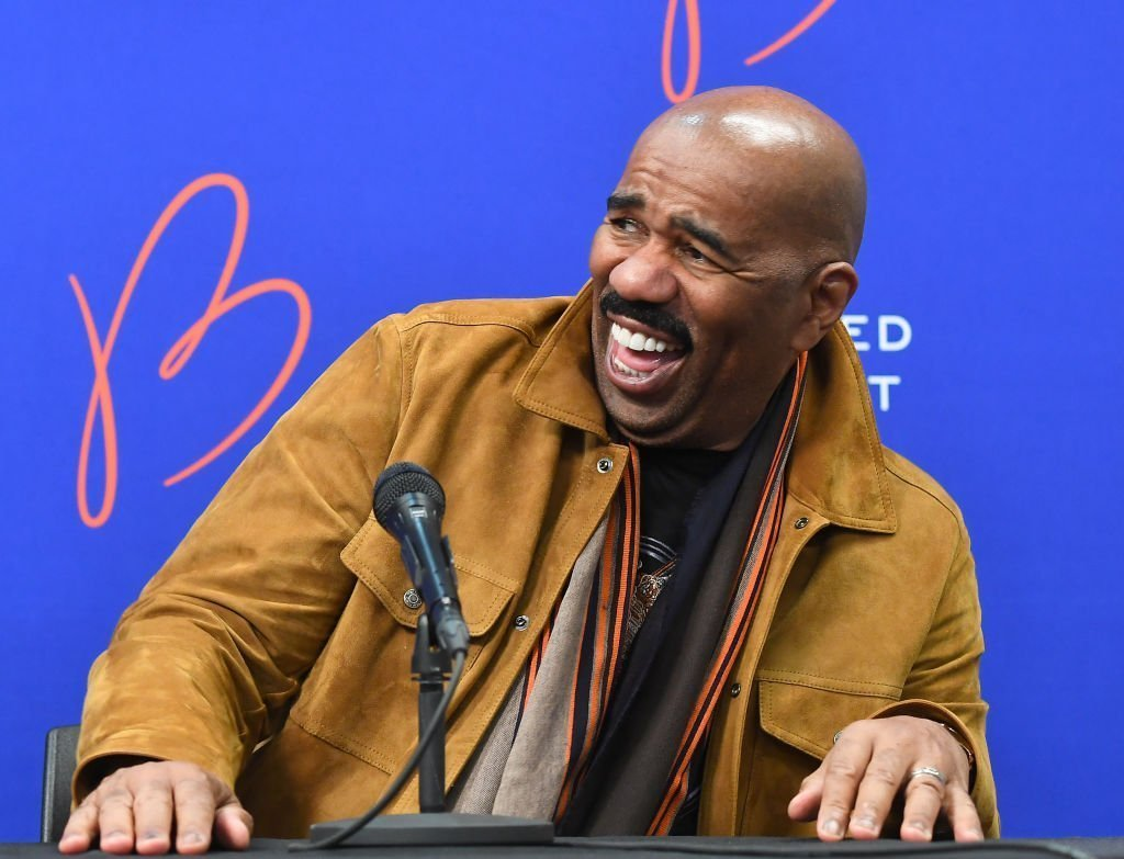Steve Harvey attends 2019 Beloved Benefit at Mercedes-Benz Stadium | Photo: Getty Images