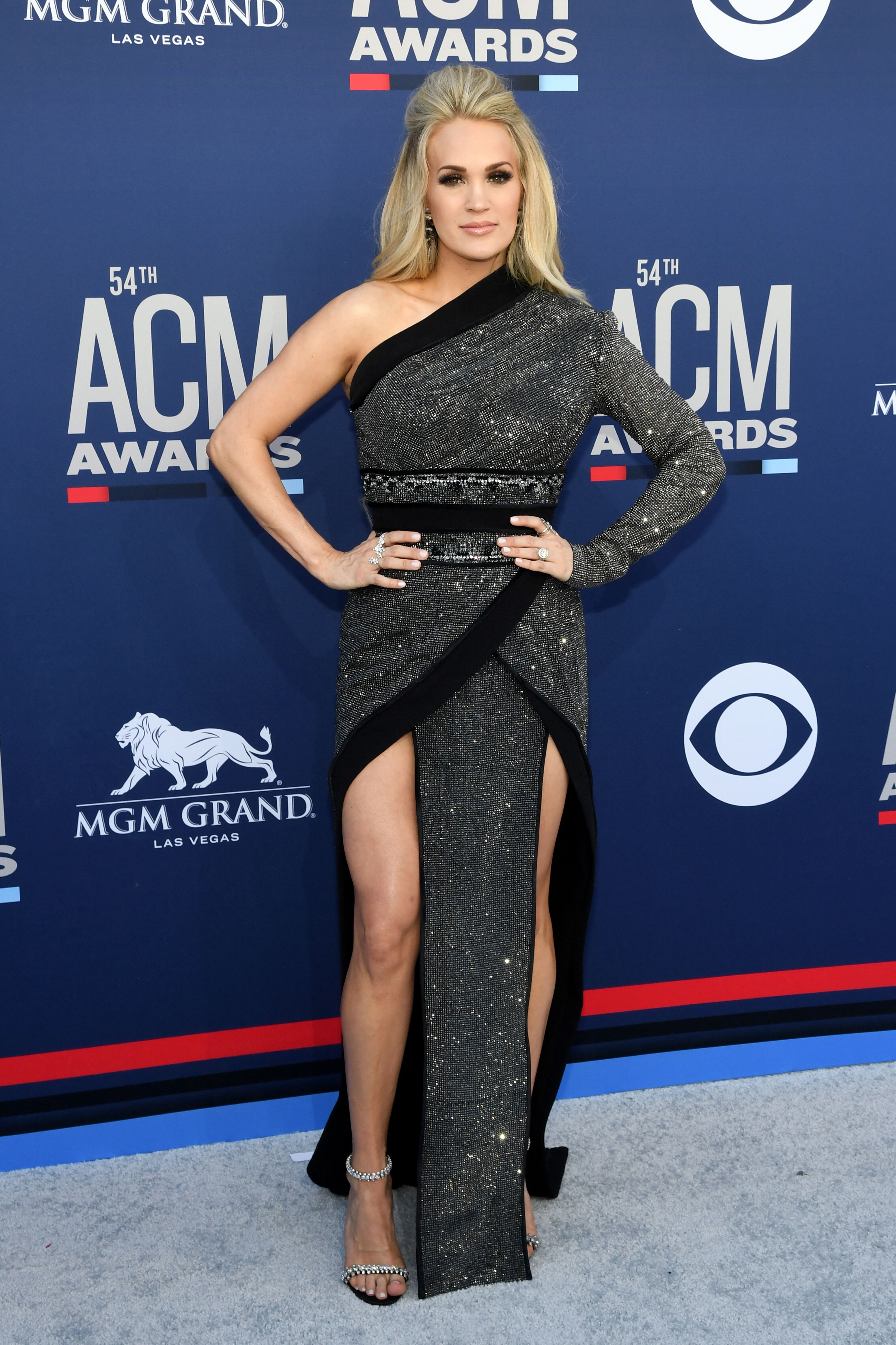 Carrie Underwood at the 2019 Academy of Country Music Awards | Source: Getty Images