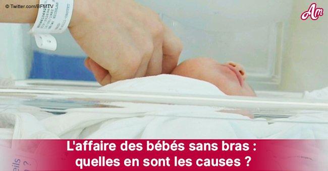 Pourquoi y a-t-il de plus en plus d'enfants en France qui naissent sans bras et qu'est-ce que cela signifie? - Explications