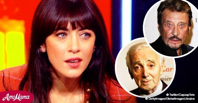 """Nolwenn Leroy """"accusée"""" de la mort d'Aznavour et de Hallyday, la blague qu'elle n'a pas acceptée"""