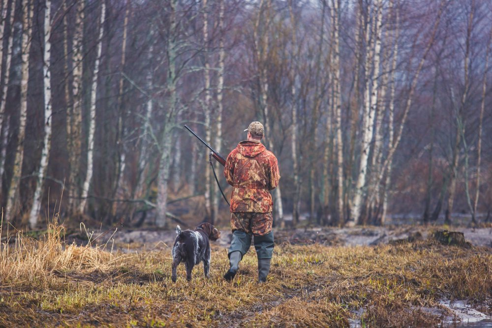 A photo of a man on a hunt | Photo: Shutterstock