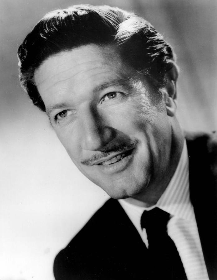 "Richard Boone from a 1959 role on the television program ""The United States Steel Hour"" 