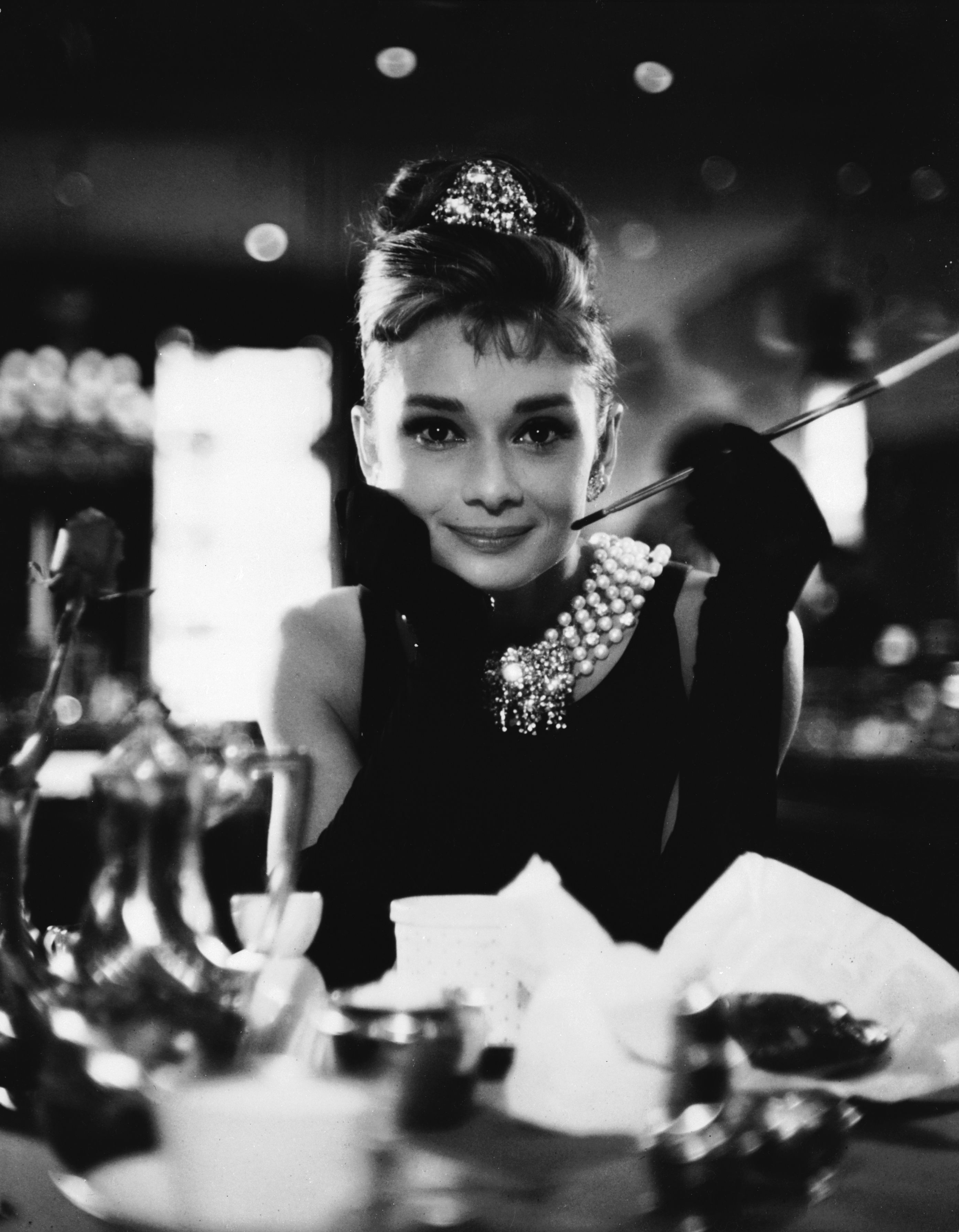 Audrey Hepburn as Holly Golightly in the 1961 film, 'Breakfast at Tiffany's'   Source: Getty Images