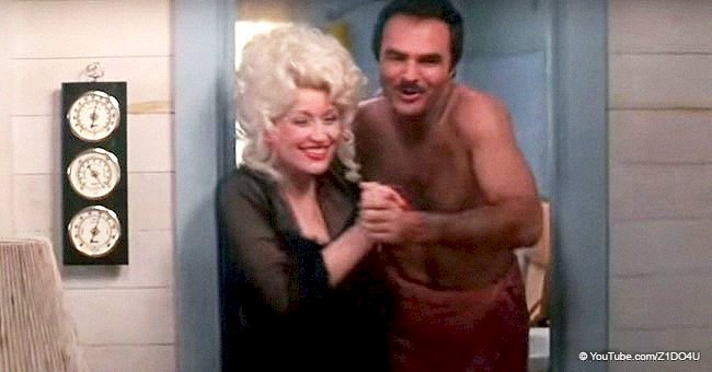 Burt Reynolds and Dolly Parton's emotional duet is absolutely amazing