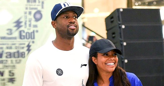 See Gabrielle Union & Dwyane Wade's Daughter's Awesome Soccer Skills as Plays with Her Parents