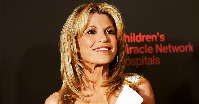 Vanna White Reveals Her Christmas Card — Check Out Her Gorgeous Family