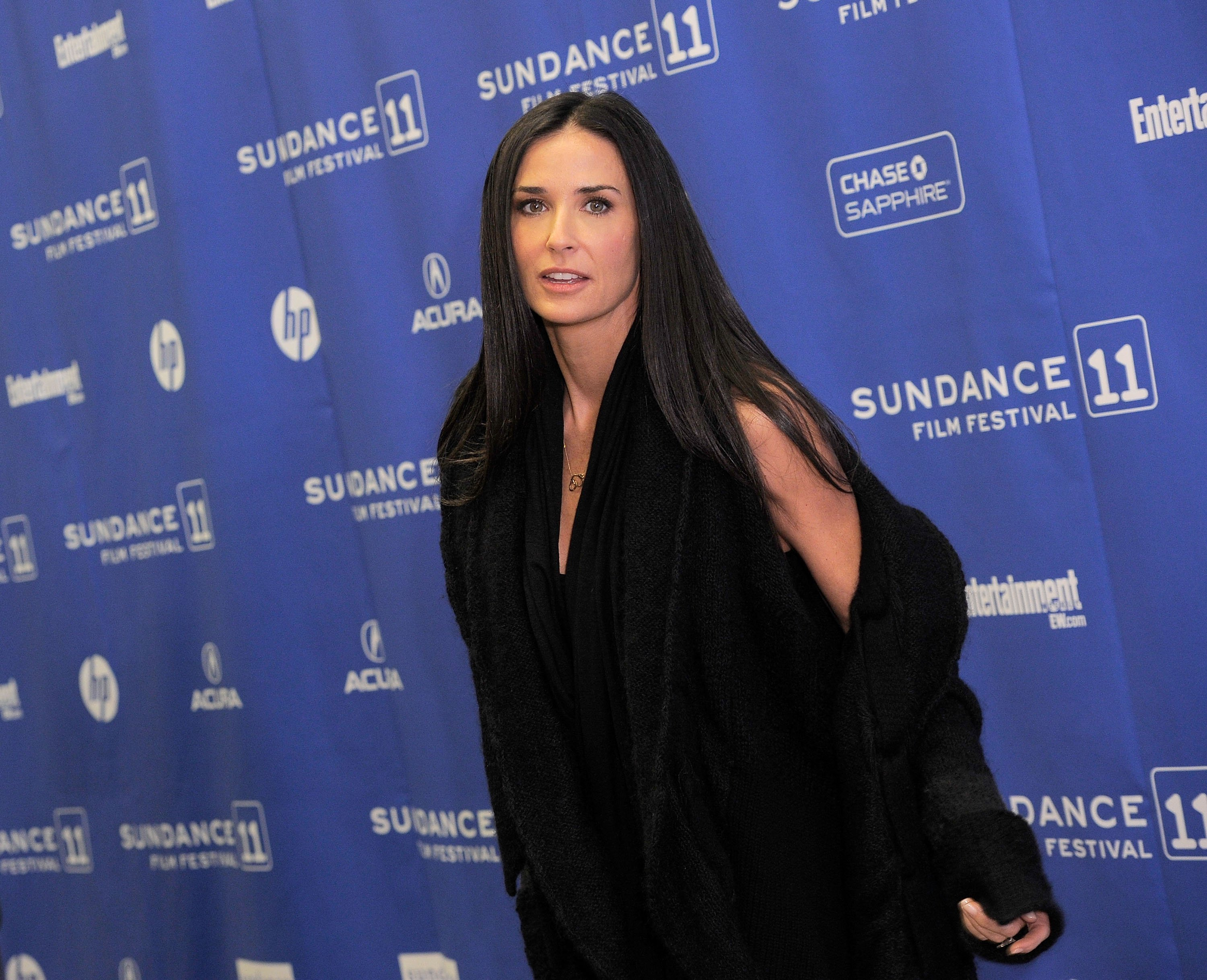"""Demi Moore attends the """"Another Happy Day"""" Premiere at the Eccles Center Theatre on January 23, 2011 in Park City, Utah   Photo: Getty Images"""