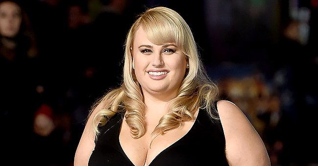 Fans Can't Stop Gushing as Rebel Wilson Puts on a Leggy Display in Black Tight Leather Leggings